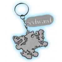Twilight - Keychain Metal/Bag Clip - Edward