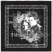 Twilight - Bandana Edward and Bella