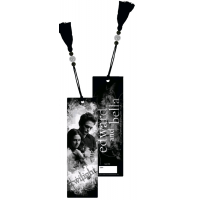 Twilight - Bookmark Edward and Bella Distressed