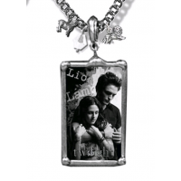 Twilight - Jewellery Charm Necklace Edward and Bella