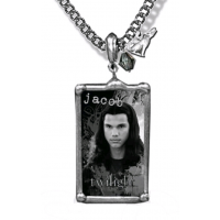 Twilight - Jewellery Charm Necklace Jacob