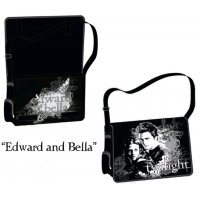 Twilight - Messenger Bag Edward and Bella (Vector)