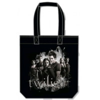 Twilight - Tote Bag Bella and Cullens (Photo)