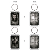 Twilight - Lucite Keychain CandD Jacob and Alice BTS