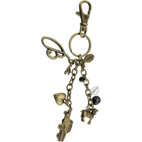 The Twilight Saga: New Moon - KeyRing BagClip D Bella