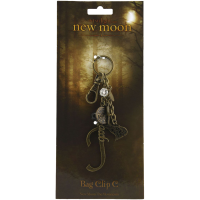 The Twilight Saga: New Moon - KeyRing BagClip C Jacob