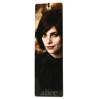 The Twilight Saga: New Moon - Bookmark Alice (The Cullen's)