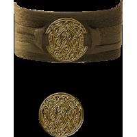 The Twilight Saga: New Moon - Jewellery Bracelet Leather Wrap Tribe