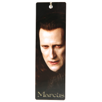 The Twilight Saga: New Moon - Bookmark Marcus (Volturi)