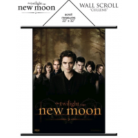 The Twilight Saga: New Moon - Wall Scroll The Cullens