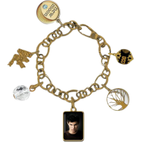 The Twilight Saga: New Moon - Jewellery Chunky Charm Bracelet Jacob