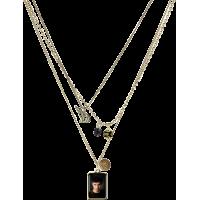 The Twilight Saga: New Moon - Jewellery Charm Necklace Trip Chn Jacob