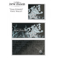 The Twilight Saga: New Moon - Wallet Vinyl Team Edward