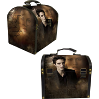 Twilight Saga: New Moon - Edward and Bella Vintage Carrying Case