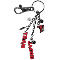The Twilight Saga: Eclipse - KeyRing/Bag Clip TJ