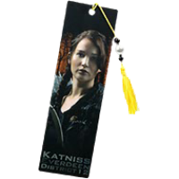 The Hunger Games - Katniss Bookmark