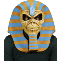 Iron Maiden - Eddie Powerslave Latex Mask