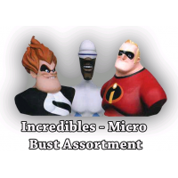 Incredibles - Micro Busts Series 1