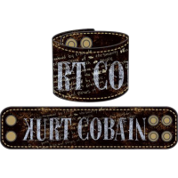 Kurt Cobain - Wrist Band
