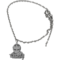 Ninja Gaiden - Chain Logo Necklace