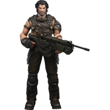 Bulletstorm - Grayson Hunt 7 Inch Action Figure