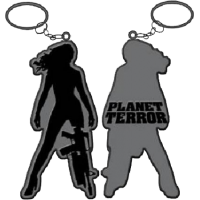 Grindhouse - Death Proof - Cherry Darling Keychain
