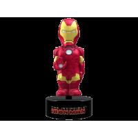 Iron Man - Iron Man 6 Inch Solar Powered Body Knocker