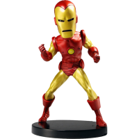 Iron Man - Classic Iron Man Head Knocker Bobble Head