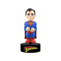 Superman - Superman 6 inch Solar Powered Body Knocker