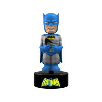 Batman - Batman 6 inch Solar Powered Body Knocker