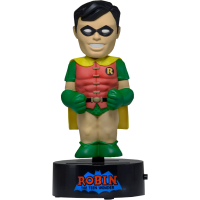 Batman - Robin 6 inch Solar Powered Body Knocker