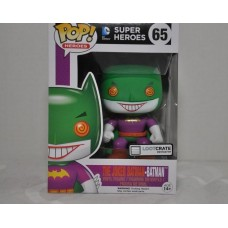 Batman - Joker Batman Lootcrate Exclusive Pop! Vinyl Figure