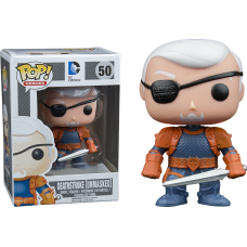 Batman - Deathstroke Unmasked Pop! Vinyl Figure