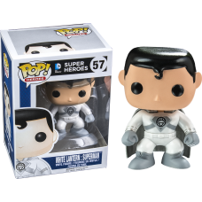 Green Lantern - White Lantern Superman Pop! Vinyl Figure