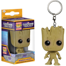 Guardians of The Galaxy - Groot Pocket Pop! Vinyl Keychain