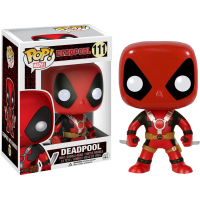 Deadpool - Deadpool with Swords Pop! Vinyl Figure