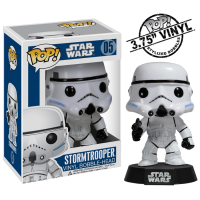 Star Wars - StormTrooper Pop! Vinyl Bobble Head Figure