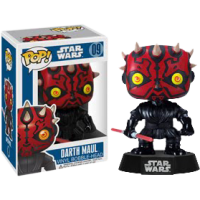 Star Wars - Darth Maul Pop! Vinyl Bobble Figure