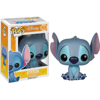 Lilo and Stitch - Stitch Seated Pop! Vinyl Figure