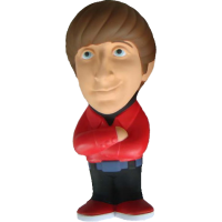 The Big Bang Theory - Howard Stress Doll