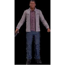 Arrow - John Diggle 7 Inch Action Figure