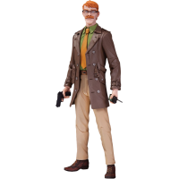 Batman - Commissioner Gordon 7 Inch Designer Action Figure
