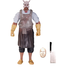 Batman: Arkham Knight - Professor Pyg 6 Inch Action Figure