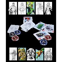 DC Justice League - Starter Poker Set
