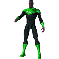 DC Comics - Green Lantern John Stewart 6.75 Inch Action Figure (The New 52)