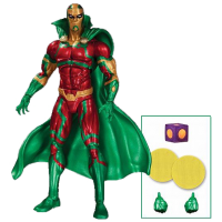 Justice League: Earth 2 - Mister Miracle DC Icons 6 Inch Action Figure