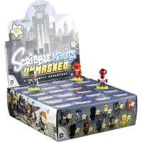 Scribblenauts - Unmasked Blind Box Figures Series 2