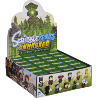 Scribblenauts - Unmasked Blind Box Figures Series 1