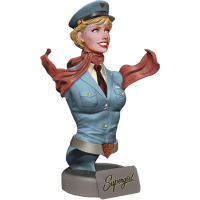 Supergirl - DC Bombshells Supergirl 8 Inch Mini Bust