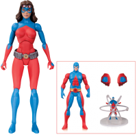 Justice League: Forever Evil - Atomica DC Icons 6 Inch Action Figure